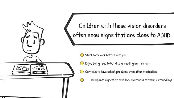 Eye Can Focus! The Link Between Vision & ADHD