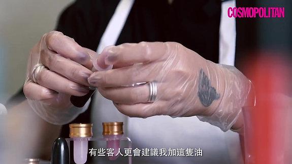 美容職人 可以吃下肚的手作唇膏  Cosmopolitan HK