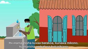 3 - Kujali Na Kusherekea Kipindi cha Corona (Swahili Sub-Titles)