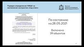6 Семинар 02.06.21 Внесение изменений в цену контракта