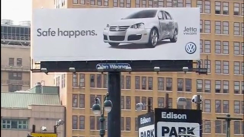 VW: Safe happens