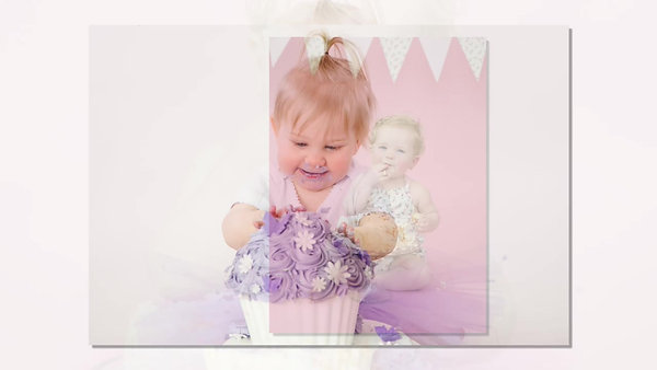 Cake Smash Piccy-Pic Photography