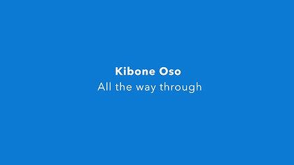 KIBONE OSO (ADULTS)