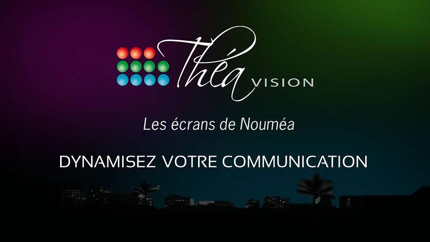 Présentation panneaux Théa Vision