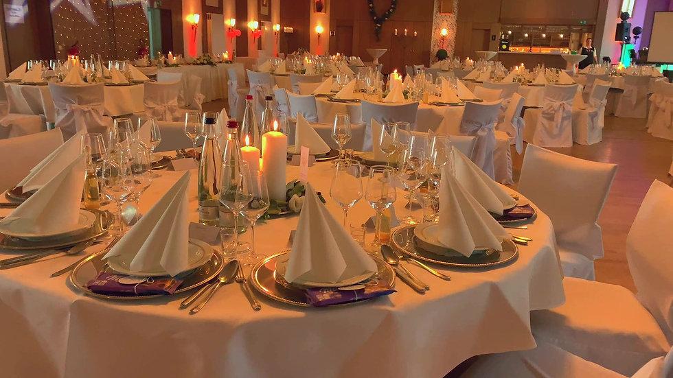 Wedding DJ David Rzenno - Hochzeitsfeier Hotel Hennies
