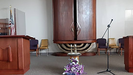 Shabbat Vayyera Saturday Morning Services with Rabbi Stephen Epstein