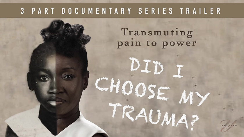 'Did I Choose My Trauma?' Trailer