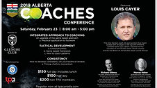 The 2019 Alberta Coaching Conference