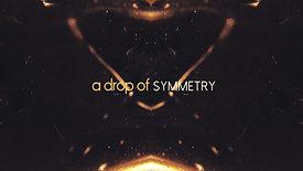 A drop of symmetry