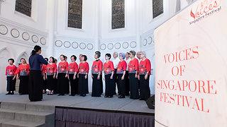 Singapore's largest non-competitive singing festival