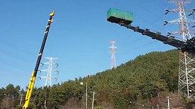 (주)디넷 Dnet DND-90 화력발전소 고압송전선보호장치