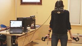 VR Research - Hybrid Reality  Sensedat
