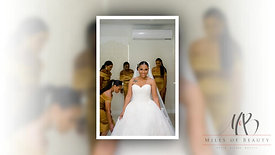 Beautiful Bride Michelle Barriero