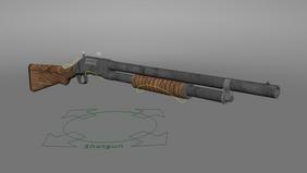 VR Simple Shotgun Rig Reel