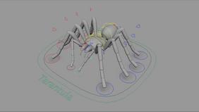 Tarantula Proxy Rig Reel