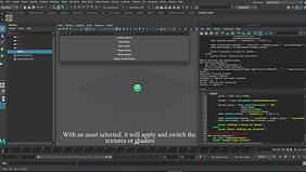 Prototype Shader Switcher Demo Reel