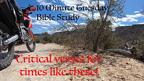 10 Minute Tuesday 5-5-20