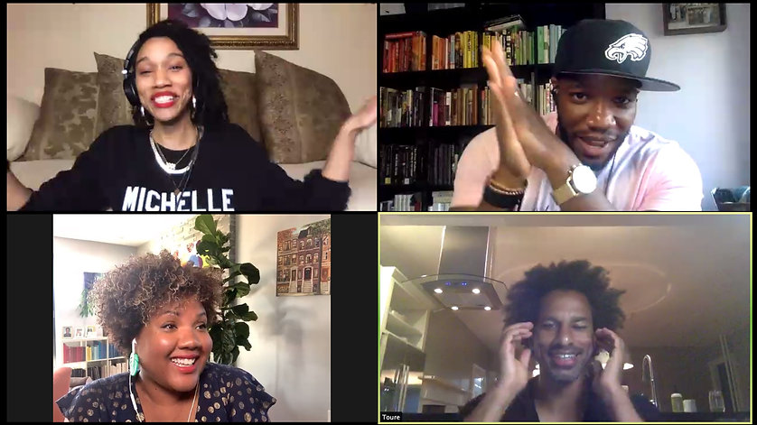 Black Voices Matter: Live Discussion with Touré, Tonya Mosley, and Gene Demby