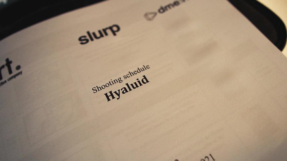 Hyaluid: Behind the scenes