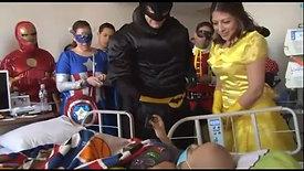 Campaña Sangre de superhéroes