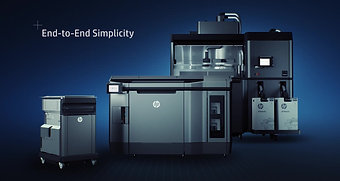 Introducing HP Jet Fusion 3D Printing Solutions