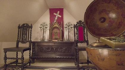 祈りの部屋