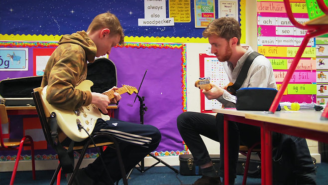 Guitar Lessons - About
