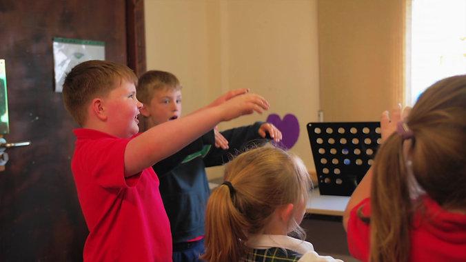 Singing Stars - Group Vocal Coaching