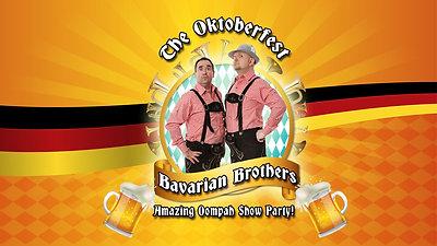 Oktoberfest Bavarian Brothers
