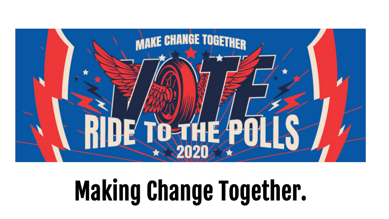 Ride to the Polls 2020