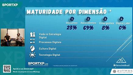 Pesquisa Transformação Digital no Esporte