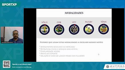 Palestra - Eventos Esportivos como Indutores do Turismo e Hospitalidade