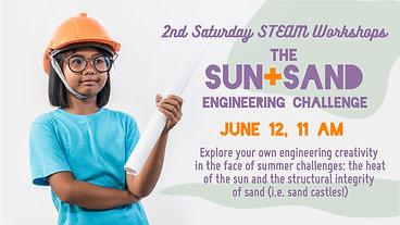 STEAM Virtual Workshop | Sun and Sand Challenge
