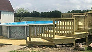 We are a DFW fence and deck contractor
