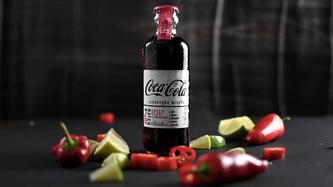 Coca Cola Mixer Promo