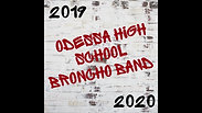 2020 Broncho Band Video