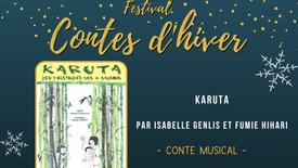 Karuta - Isabelle Genlis et Fumie Hihara
