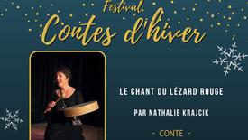 Le chant du lézard rouge - Nathalie Krajcik