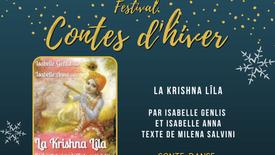 La Krishna Lila - Isabelle Genlis et Isabelle Anna