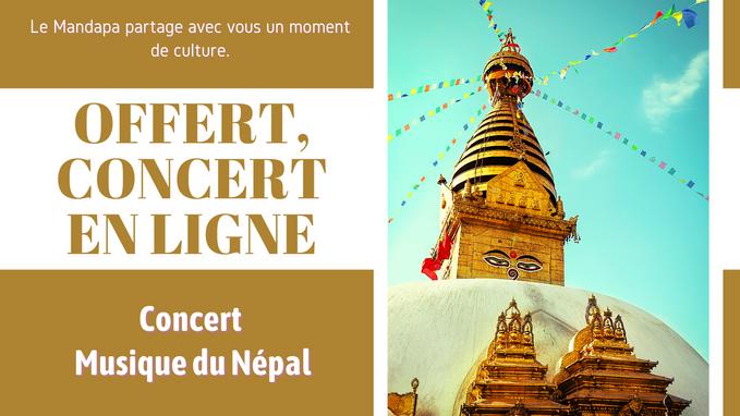 Concert offert