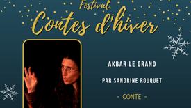 Akbar le grand - Sandrine Rouquet
