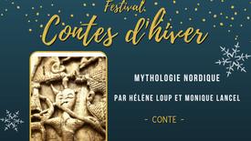 Mythologie Nordique -Hélène Loup et Monique Lancel