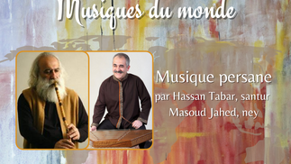 Hassan Tabar et Masoud Jahed