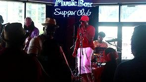 Sun Shade @ Music Box Cleveland, OH