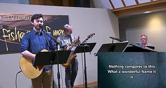 May 31 Worship Service