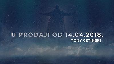 """TONY CETINSKI    NOVI ALBUM """"Kao u snu"""""""