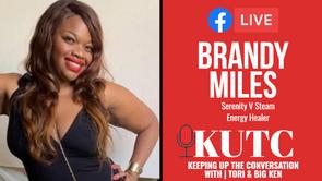 KUTC Live | SEASON 2, EPISODE 5 | Brandy Miles of Serenity V Steam