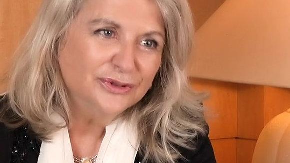 JOELLE GARRIAUD-MAYLAM, Fondatrice du Prix du Rayonnement Français