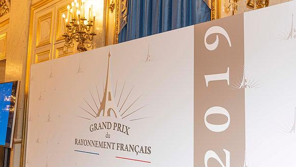 Prix du Rayonnement Français