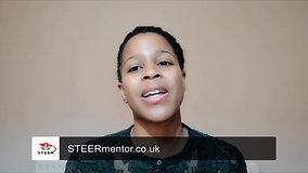 Mentor Simone speaks about STEER